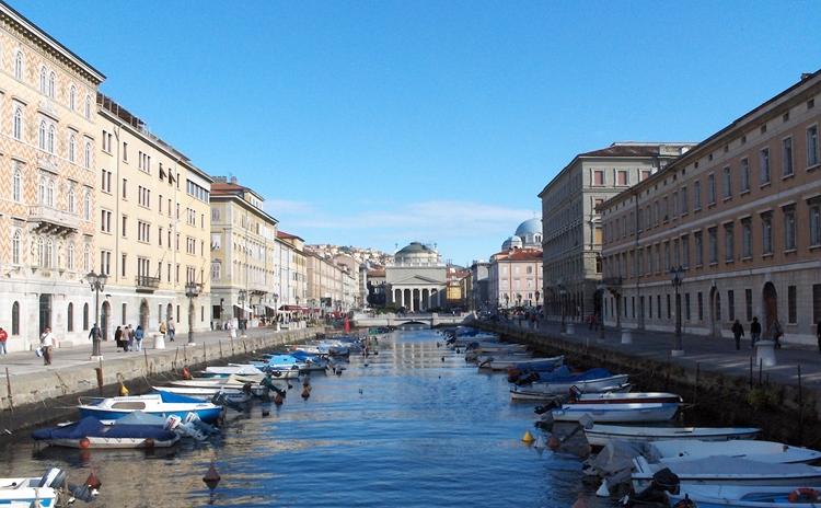Friuli Venezia Giulia - Trieste Canal Grande