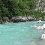 Friuli Venezia Giulia - Isonzo River