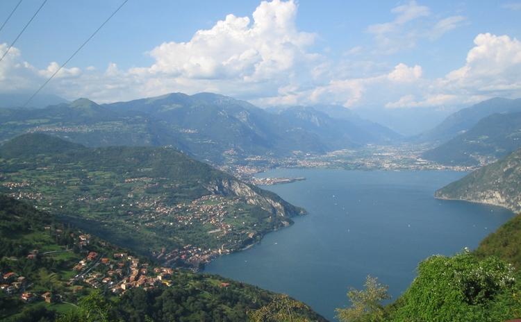 Lombardy - Lake Iseo