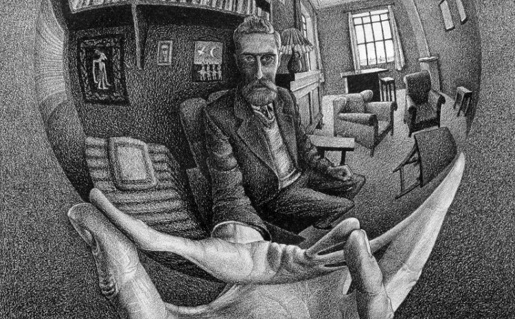 Escher in mostra a Milano