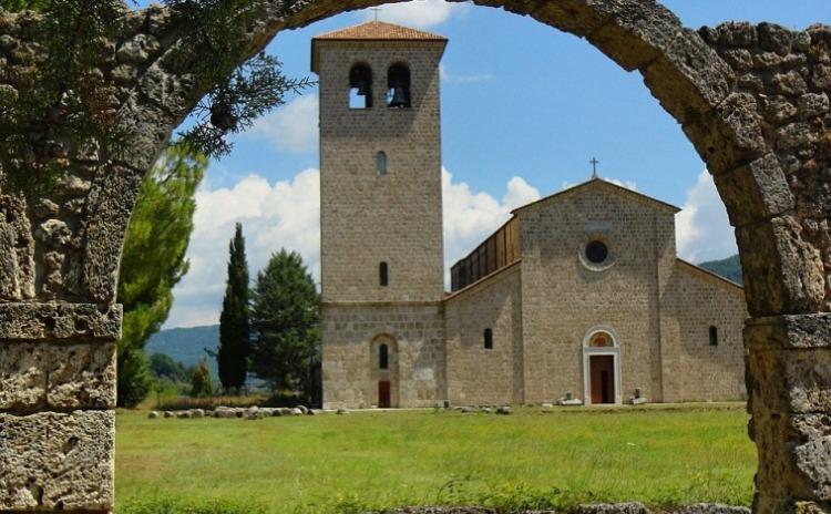 Molise - San Vincenzo al Volturno