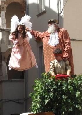 Sagra Misteri Campobasso - Abramo