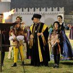 Carosello Giuramento dei Priori - Cori - Lazio