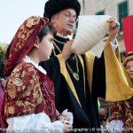Historical carousel - Priors' Oath - Lazio Italy