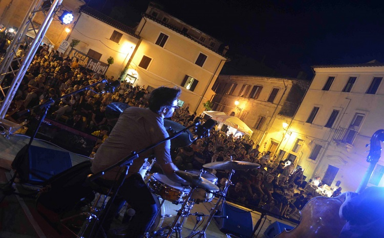 Music Festival in Fara - Lazio Italy