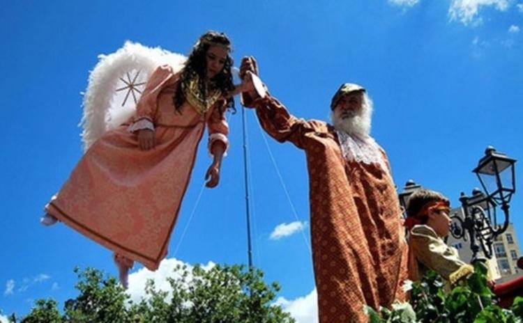 Sagra dei Misteri di Campobasso - Molise