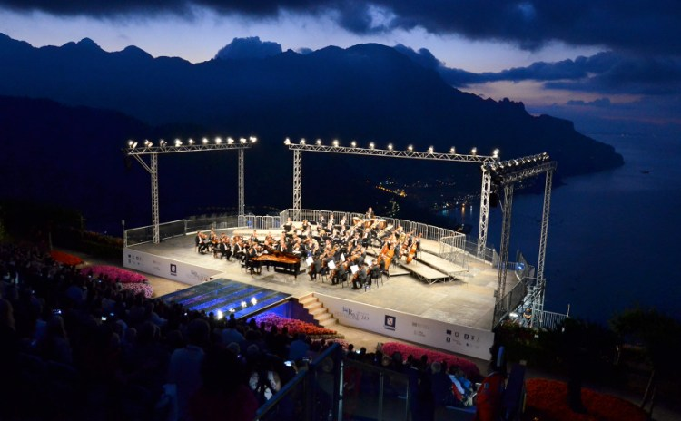 Ravello Music Festival - Campania Italy