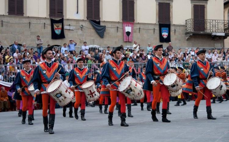 Palio della Balestra - Sansepolcro Tuscany Italy