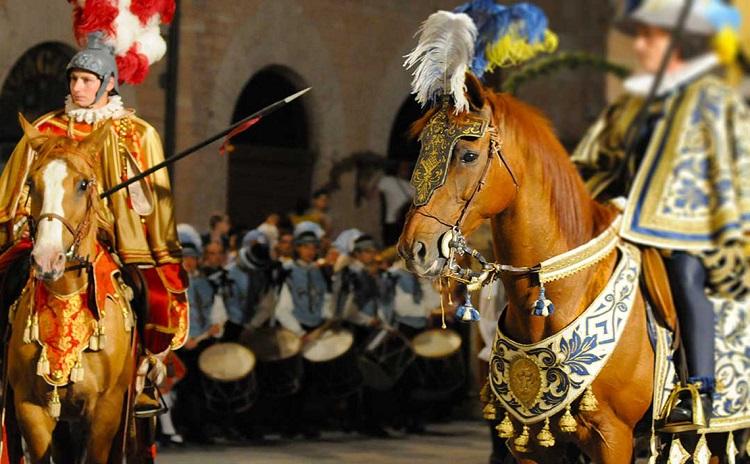 Giostra della Quintana - The Rematch