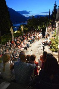 Bellagio and Lake Como Festival Italy