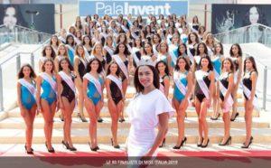 2019 Miss Italia 80 finaliste