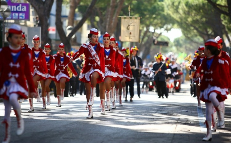 Bands and Majorettes Festival - Jesolo Italy