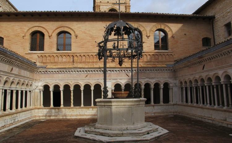 Umbria - Sassovivo Abbey