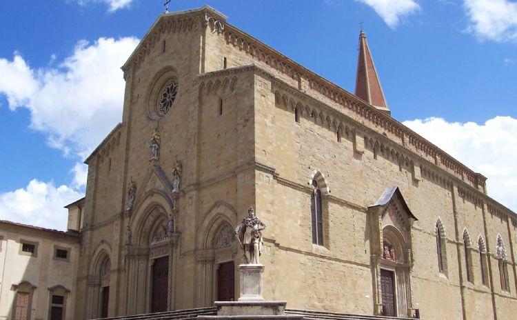 Toscana - Cattedrale di Arezzo