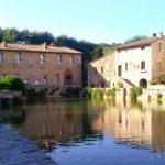 Toscana - Bagno Vignoni