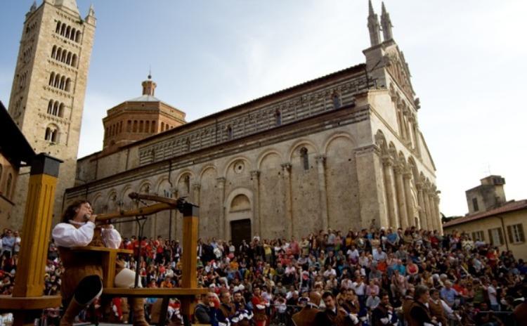 Girifalco Archery - Massaaa Marittim Tuscany Italy