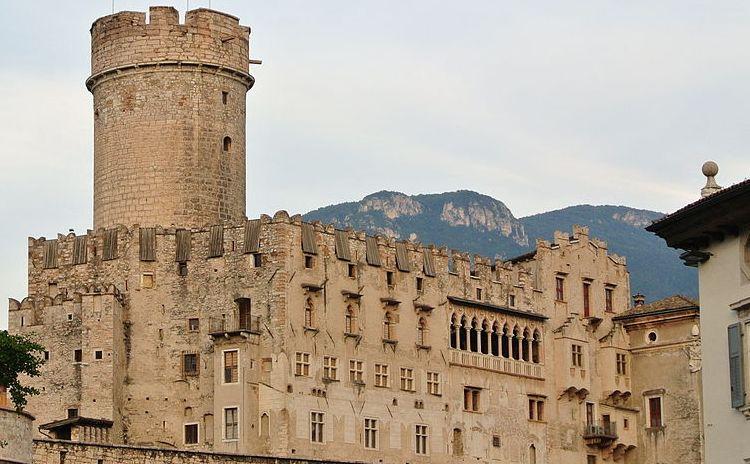 Trentino Alto Adige - Buonconsiglio Castle, Trento