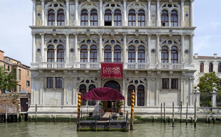 Veneto - Ca' Vendramin Calergi, Casinò di Venezia