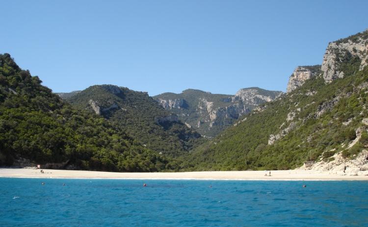 Sardinia - Cala Sisine, Ogliastra
