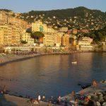 Liguria - Spiaggia di Camogli