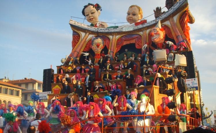 Toscana - Carnevale di Viareggio