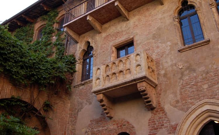 Veneto - Juliet's House, Verona