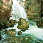 Abruzzo - Rio Verde Waterfalls