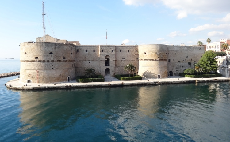Puglia - Castello Aragonese, Taranto