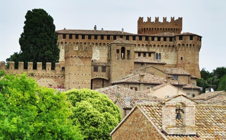 Marche - Gradara Castle, Pesaro-Urbino