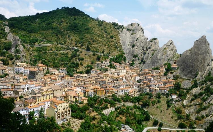 Basilicata - Castelmezzano (Potenza)