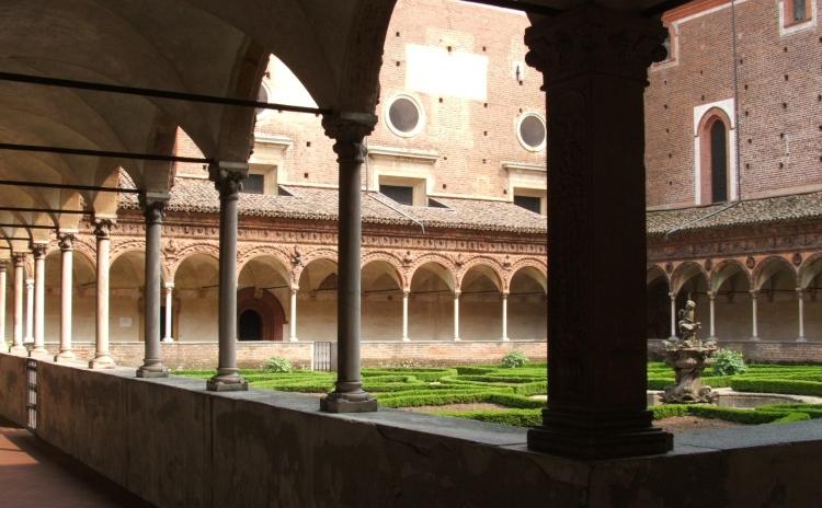 Lombardia - Certosa di Pavia