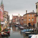 Veneto - Canal Vena, Chioggia