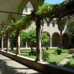 Veneto - Chiostro del seminario vescovile, Treviso