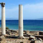 Sardegna - Colonne a Tharros
