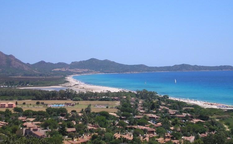 Sardinia - Costa Rei