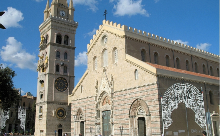 Sicily - Messina Cathedral