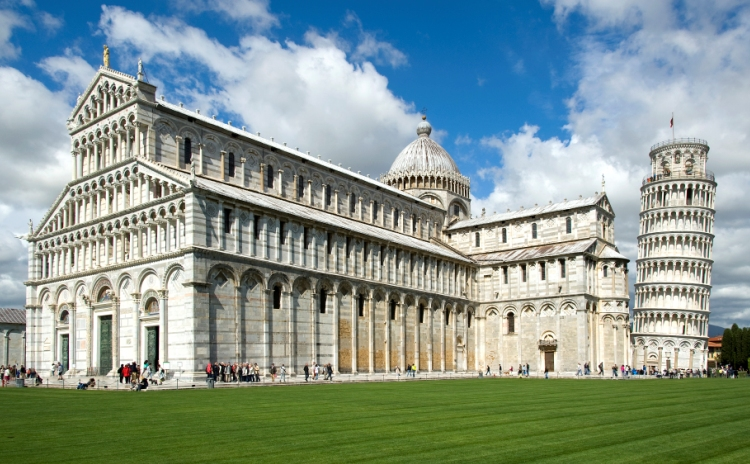 Toscana - Duomo di Pisa