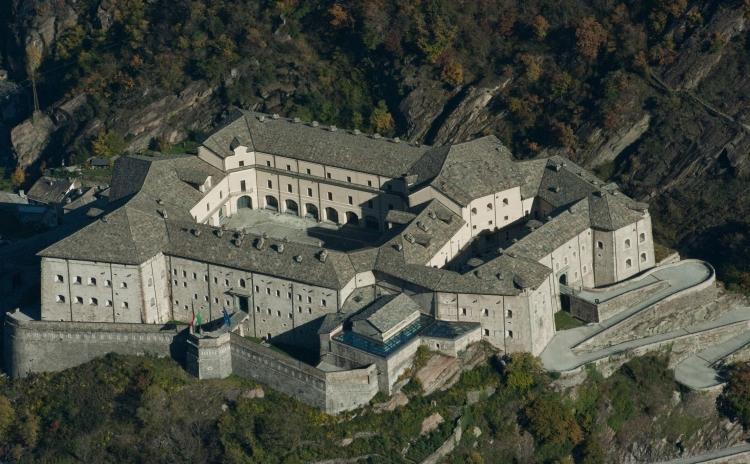 Valle D'Aosta - Forte di Bard