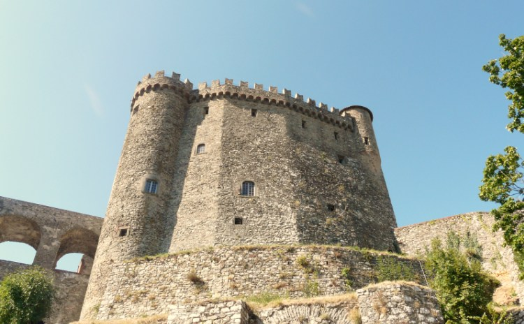 Sardegna - Castello Malaspina, Fosdinovo