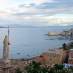 Lazio - A view of Gaeta