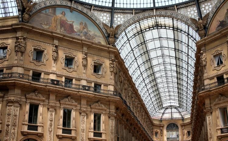 Lombardia - Galleria Vittorio Emanuele