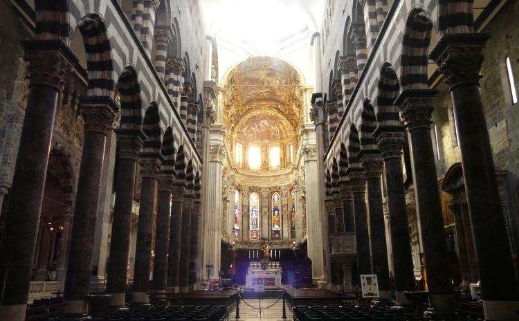 Liguria - Cattedrale di San Lorenzo a Genova