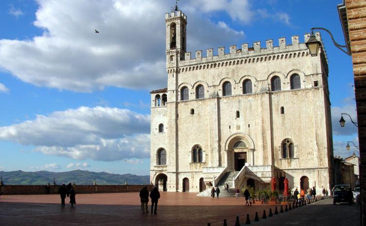 Umbria - Palazzo dei Consoli, Gubbio