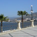 Calabria - Reggio's promenade