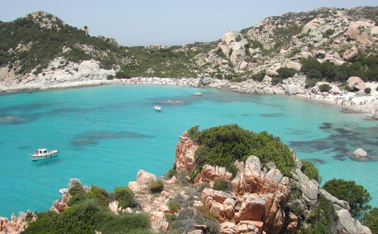 Sardinia - Spargi Island, La Maddalena