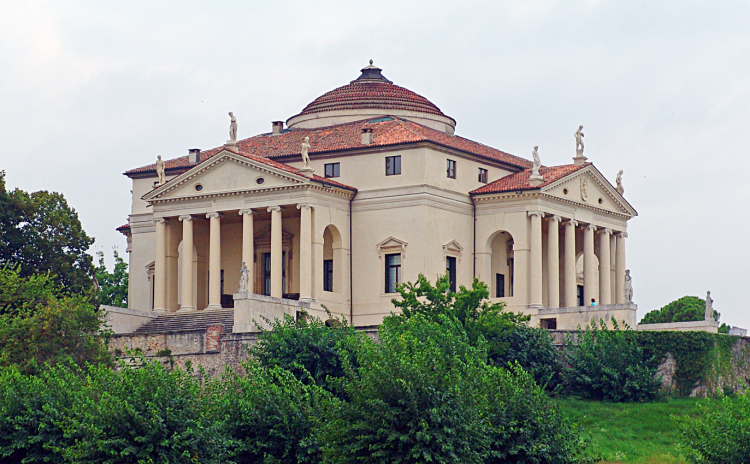 Veneto - La Rotonda, Vicenza