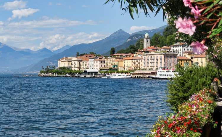 Lombardia - Bellagio, Lake Como