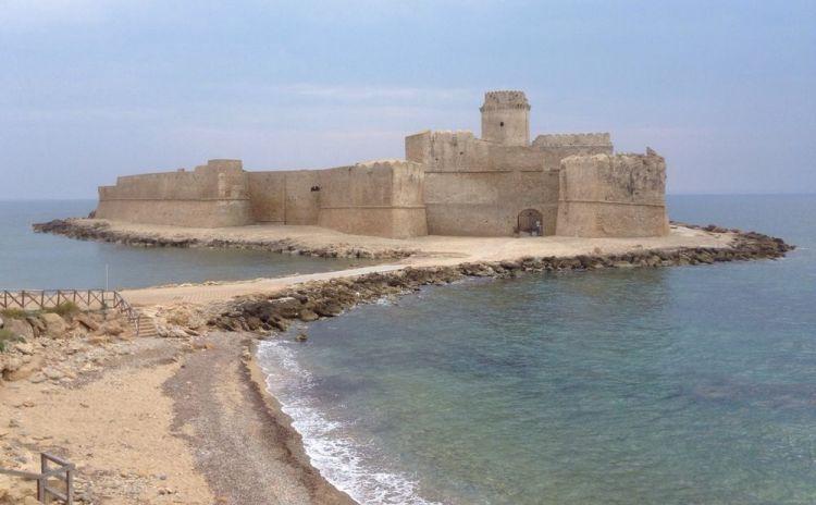Calabria - Le Castella