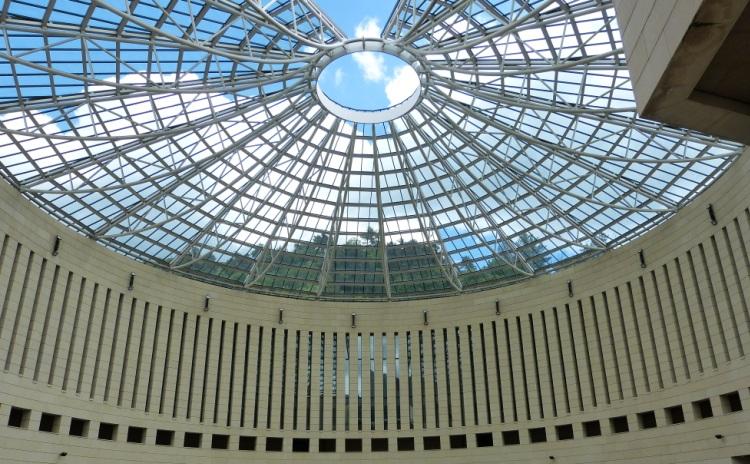 Trentino Alto Adige - MART, glass dome