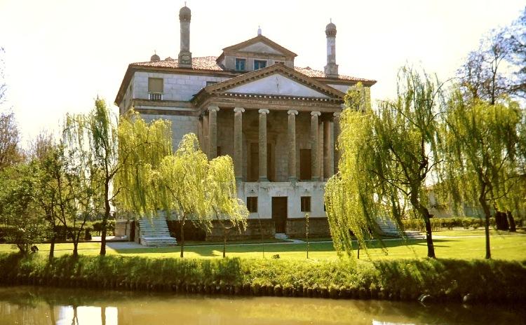 Veneto - Villa Malcontenta